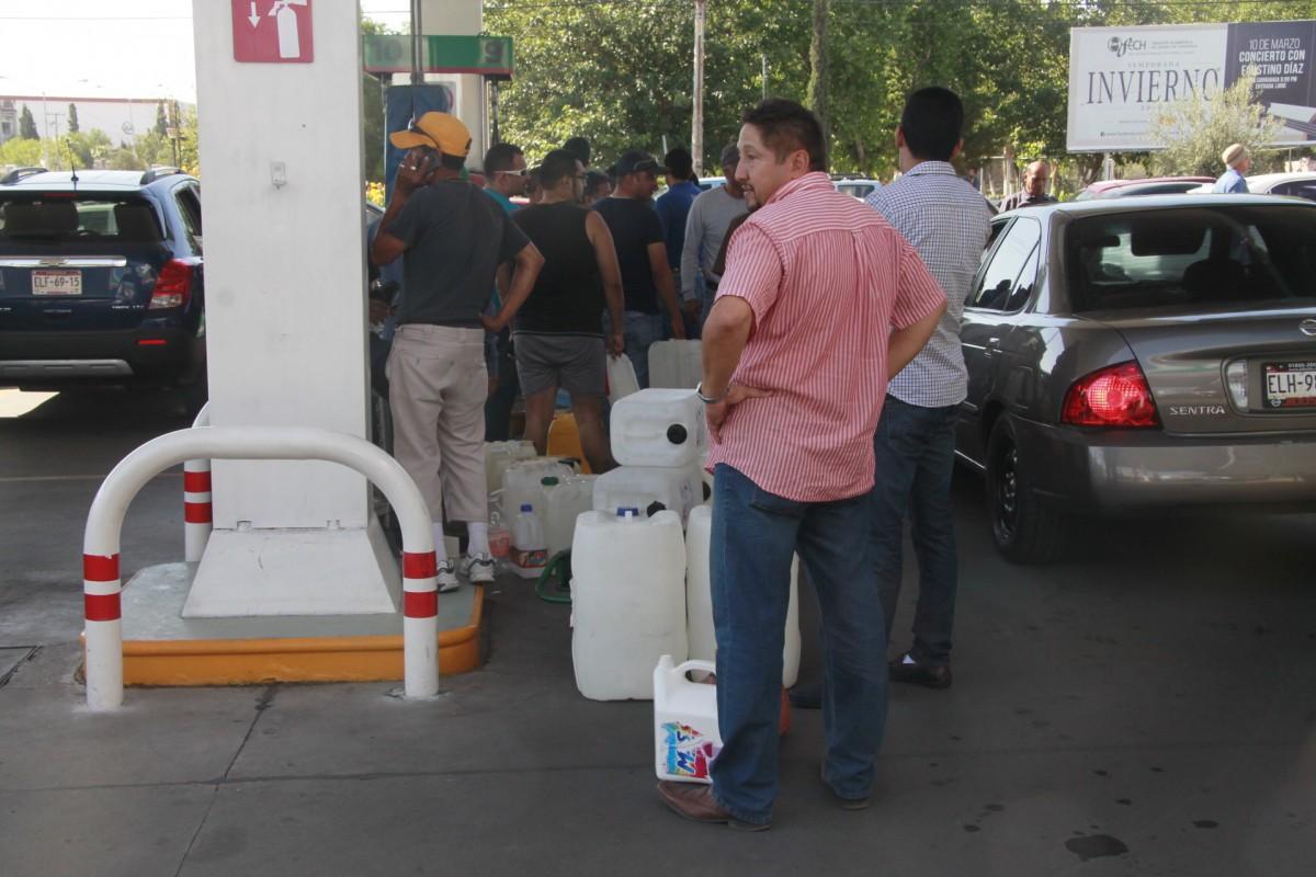 La motosierra el socio es cuánto aceite al litro de la gasolina